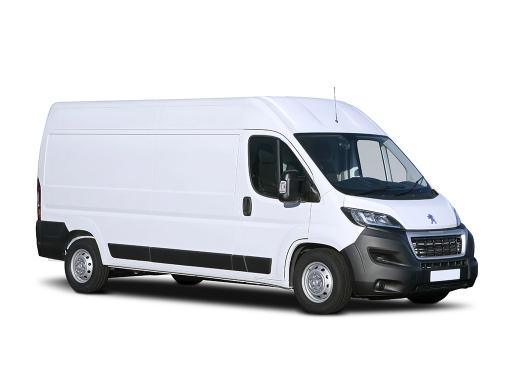Peugeot BOXER 335 L3 2.0 BlueHDi Crew Cab Chassis 130ps