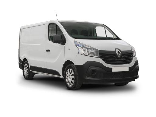 Renault TRAFIC LWB LH29 ENERGY dCi 125 High Roof Business+ Van