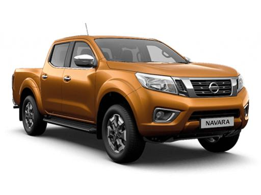 Nissan NAVARA Double Cab Pick Up Acenta+ 2.3dCi 190 4WD Auto