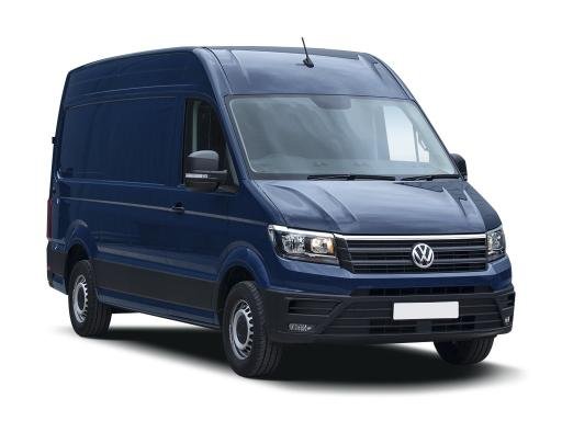 Volkswagen CRAFTER CR35 MWB 2.0 TDI 177PS Trendline High Roof Van