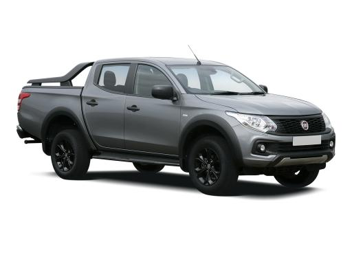 Fiat FULLBACK SPECIAL EDITION 2.4 180hp Cross Double Cab Pick Up Auto