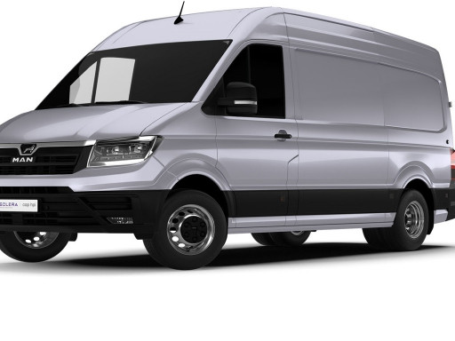 Man TGE 3 LONG 140 High Roof Van Auto