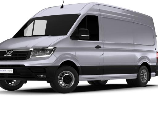 Man TGE 3 EXTRA LONG 140 High Roof Van Auto