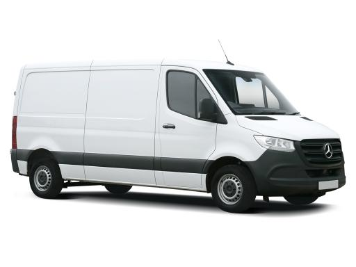 Mercedes-Benz SPRINTER 319CDI L3 AWD
