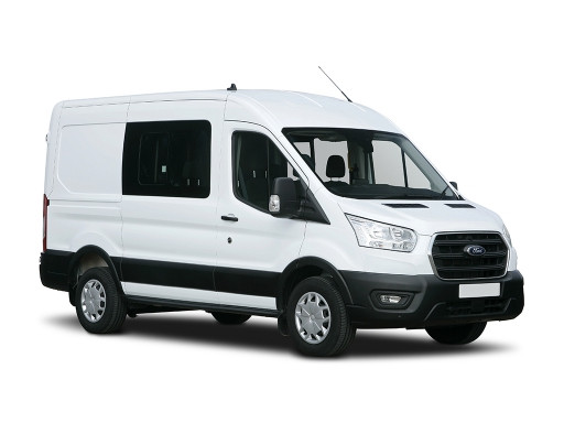 Ford TRANSIT 350 L4 RWD 2.0 EcoBlue 130ps H3 Trend Double Cab Van