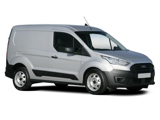 Ford TRANSIT CONNECT 220 L1 1.5 EcoBlue 100ps Leader D/Cab Van Powershift