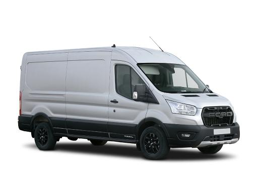 Ford TRANSIT 350 L2 FWD 2.0 EcoBlue 130ps H3 Trend Van