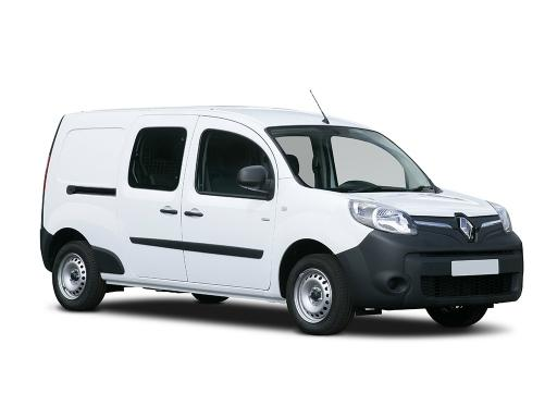 Renault KANGOO ML19 ENERGY dCi 95 Business+ Van [Euro 6]
