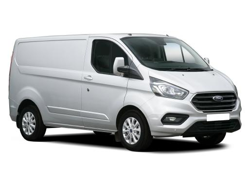 Ford TRANSIT CUSTOM 340 L1 FWD 1.0 EcoBoost PHEV 126ps Low Roof Limited Van