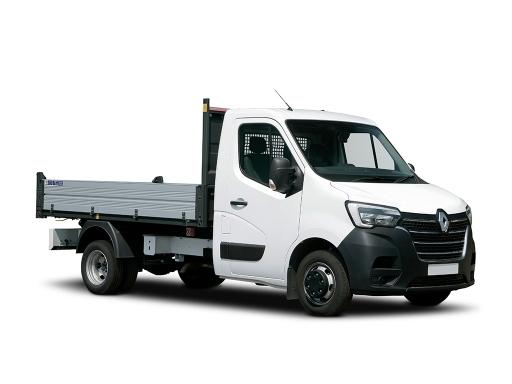 Renault MASTER LWB FWD LL35 ENERGY dCi 150 Business Low Roof Platform Cab