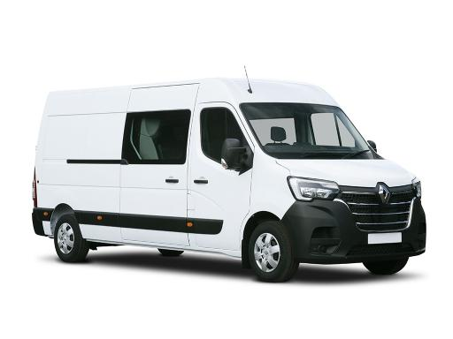 Renault MASTER LWB RWD LL35dCi 130 Business Low Roof Luton Box Van [20m3]