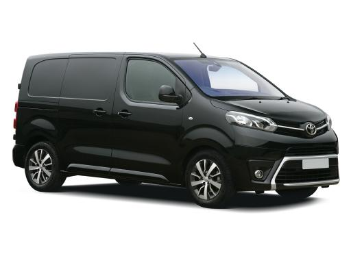Toyota PROACE MEDIUM 2.0D 180 Design Crew Van [TSS] Auto [8 speed]