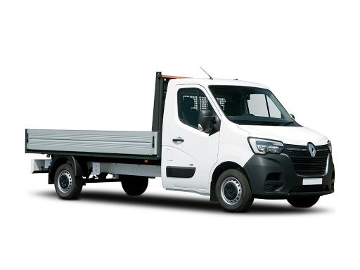 Renault MASTER MWB 4X4 MLL35 ENERGY TWdCi 145 Business L/R D/Cab Dropside