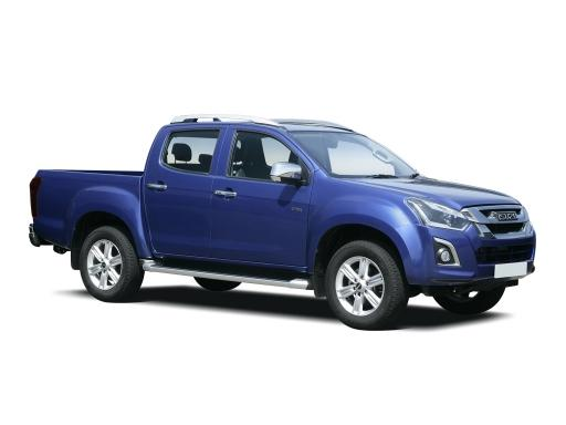 Isuzu D-MAX SPECIAL EDITION 1.9 Blade+ Double Cab 4x4