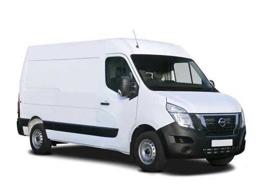 Nissan NV400 F35 L3 2.3 dci 150ps H1 Tekna Chassis Cab