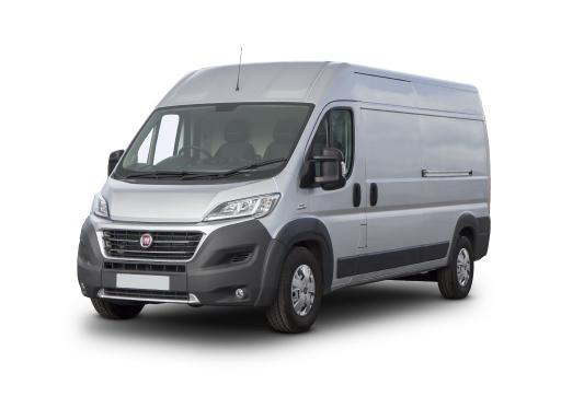 Fiat DUCATO 35 LWB 2.3 Multijet High Roof Window Van 140 Auto