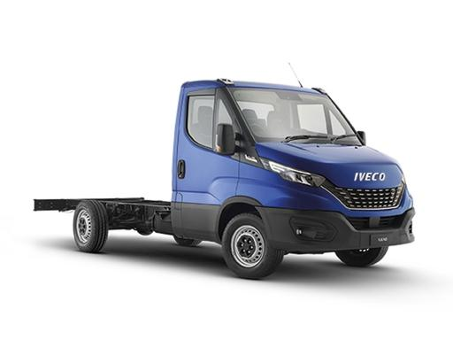 Iveco DAILY 35S14 2.3 High Roof Semi-Window Crew Van 3520 WB