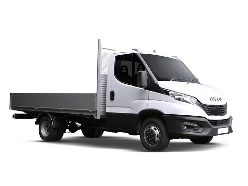 Iveco DAILY 35C14 2.3 H/R Semi-Window Crew Van 4100 WB Hi-Matic