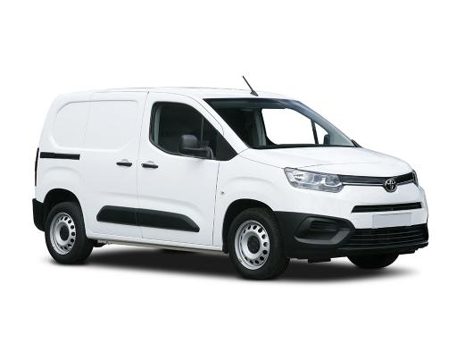 Toyota PROACE CITY L1 1.5D 75 Icon Van [TSS]