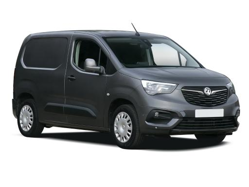 Vauxhall COMBO CARGO L2 2300 1.5 Turbo D 130ps H1 Edition Van 4WD