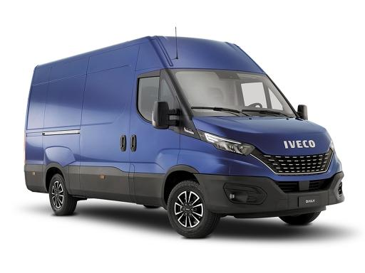 Iveco DAILY 35C12 2.3 H/R Bus Semi-Window Crew Van 4100 WB Hi-Matic