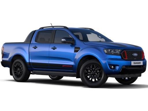 Ford RANGER Pick Up Double Cab MS-RT 2.0 EcoBlue 213 Auto